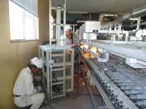 福岡県北九州市 機械設備撤去
