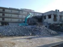 三重県多気郡明和町 病院等解体