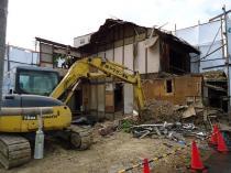 三重県伊賀市 木造住宅解体