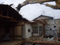 奈良県奈良市 住宅解体