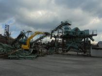 三重県伊賀市某プラント設備解体工事