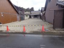三重県伊賀市空家解体工事