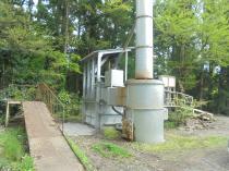 滋賀県焼却炉 解体工事