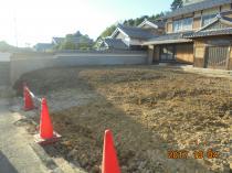 三重県伊賀市 空家 解体工事