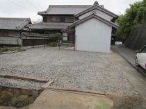 三重県伊賀市 倒壊住宅 解体工事